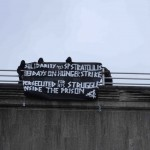 Λονδίνο: Δράση αλληλεγγύης για τους συντρόφους απεργούς πείνας στα ελληνικά κελιά